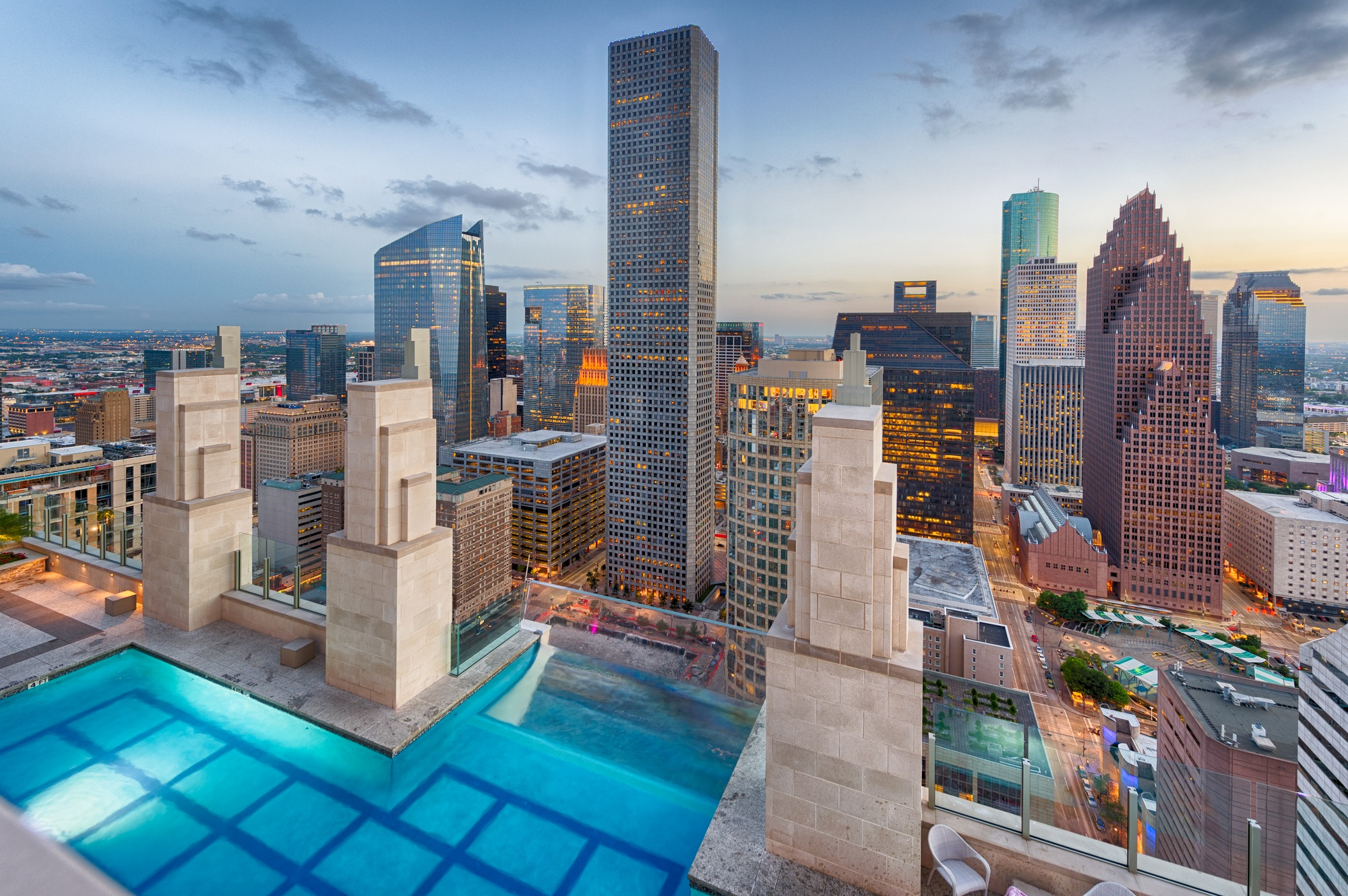 Luxury Apartments In Houston Tx Market Square Tower Photos
