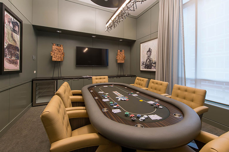 Market Square Tower Poker Room