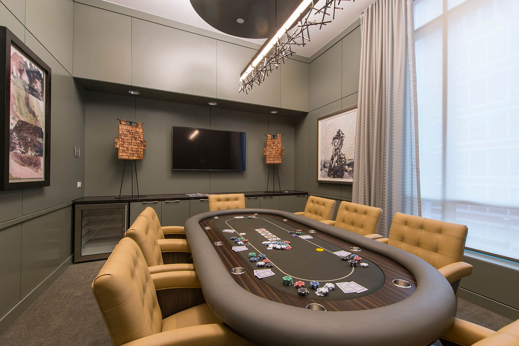 Market Square Tower Poker