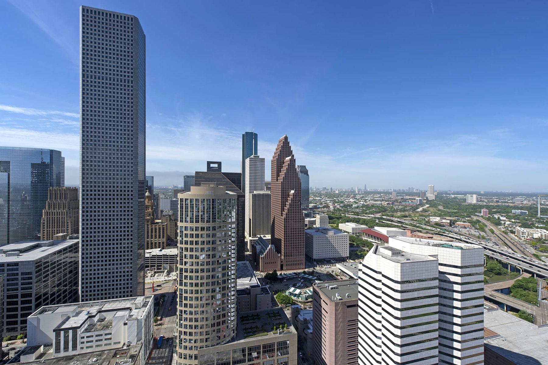 MST 40th Floor SW Corner View