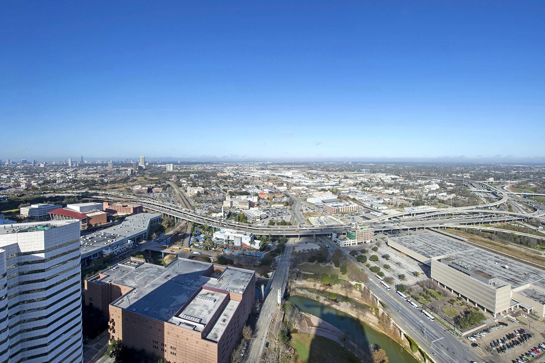 MST 40th Floor West Corner View