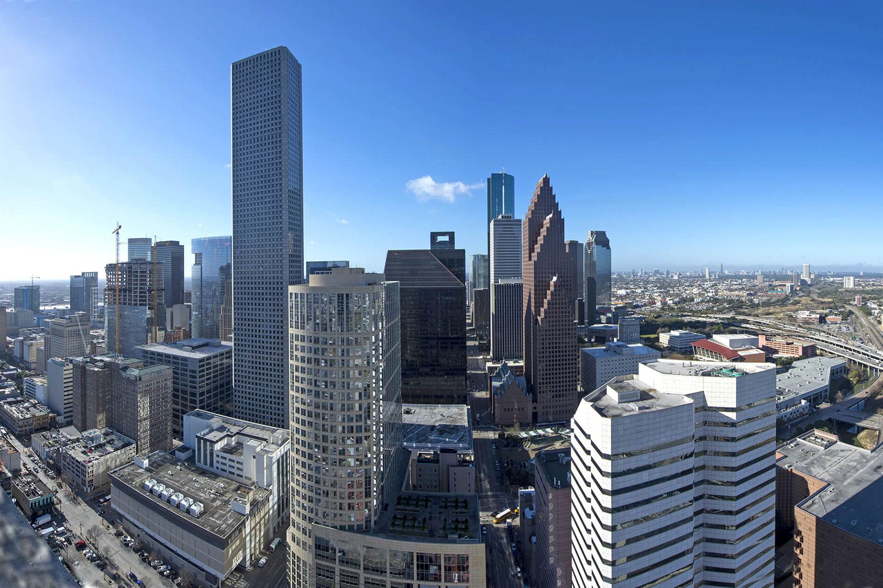 MST 32nd Floor Southeast Corner View