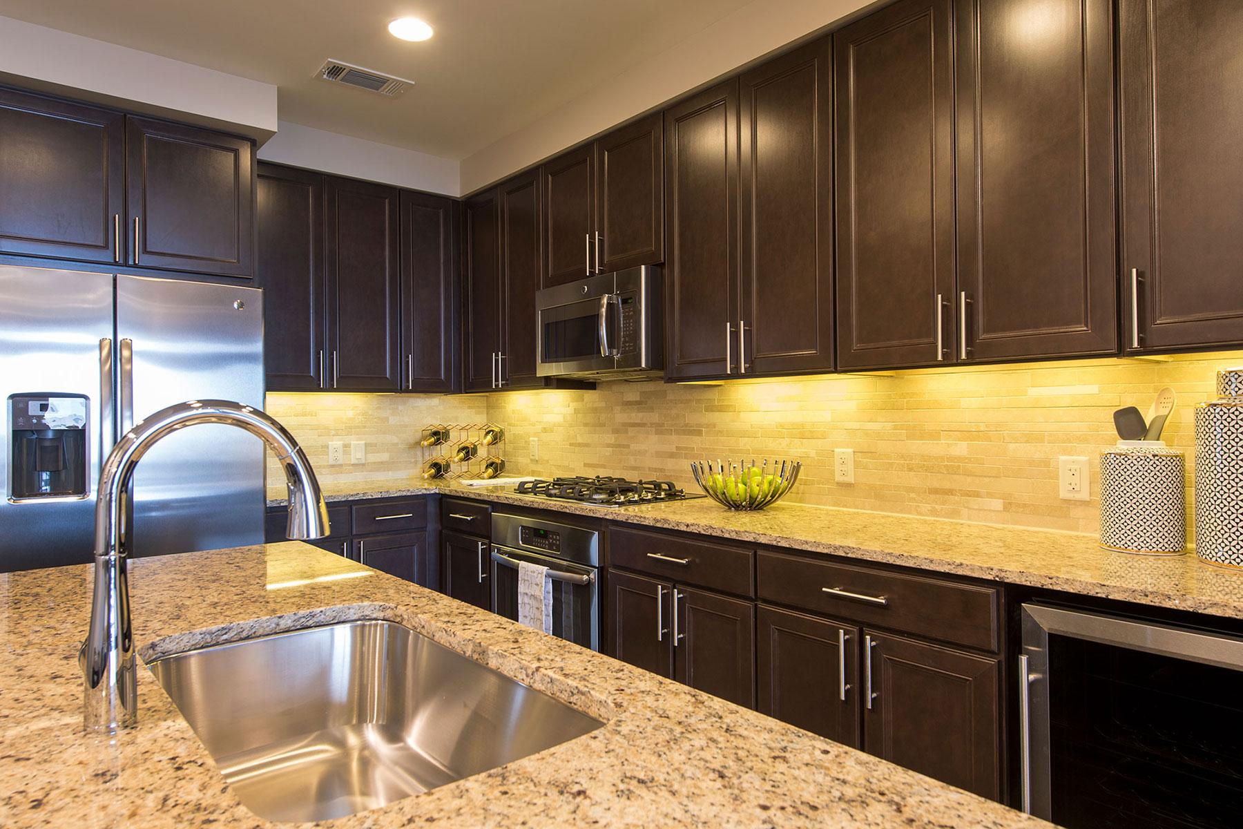 MST 2 Bedroom Close Up Kitchen