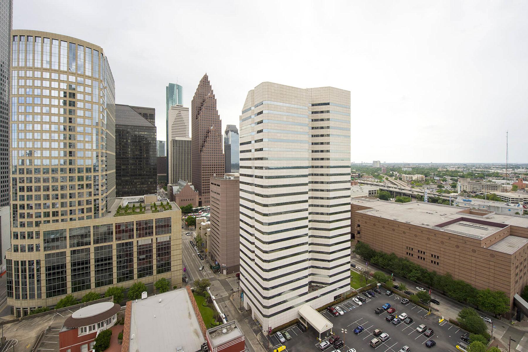 MST 23rd Floor SW Corner View