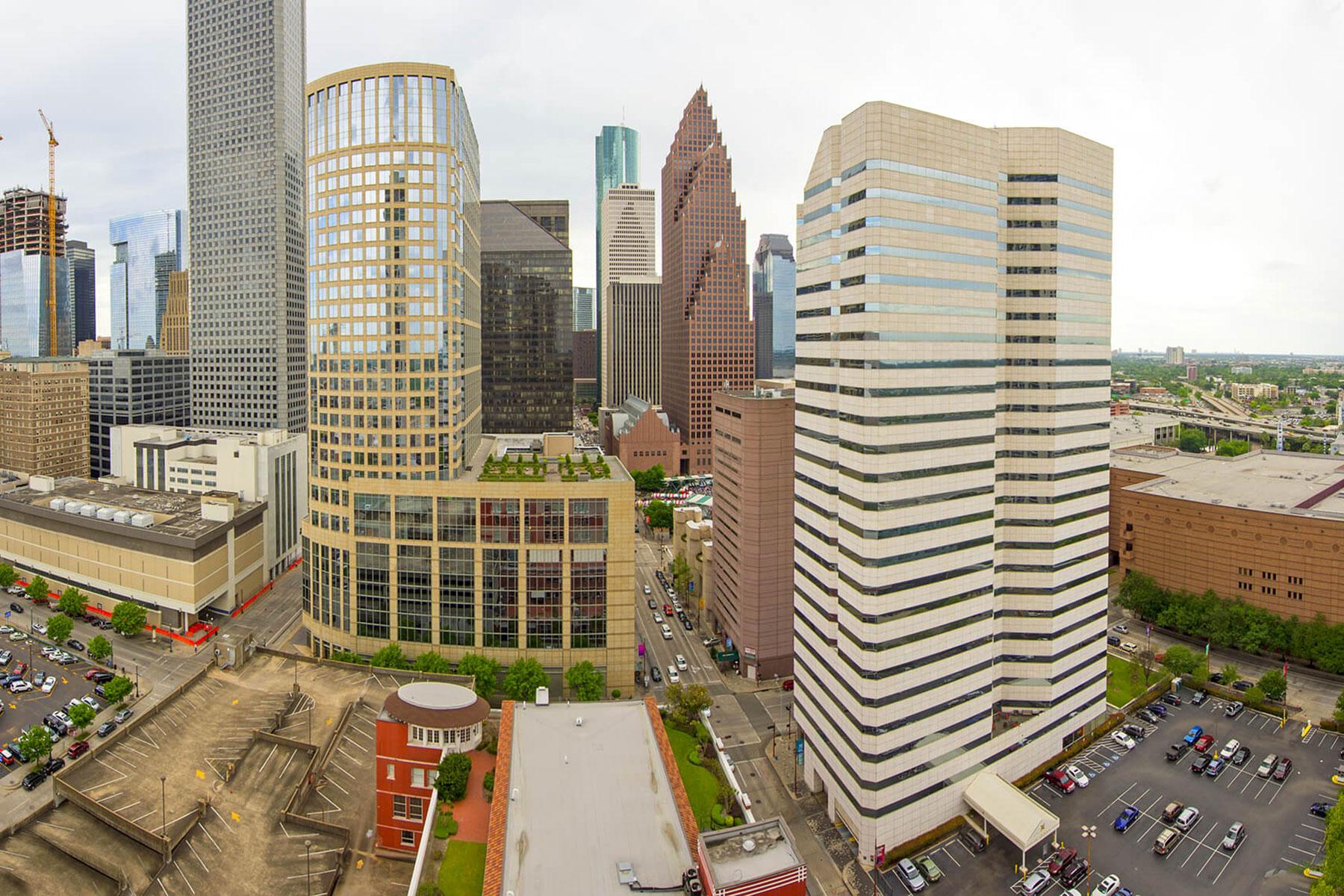 MST 23rd Floor South Corner View
