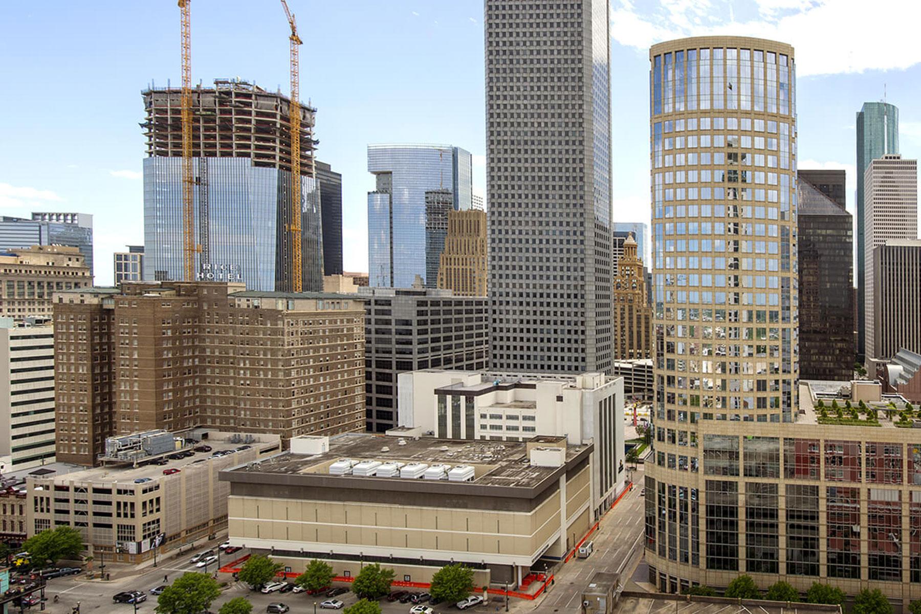 MST 16th Floor Souteast Corner View