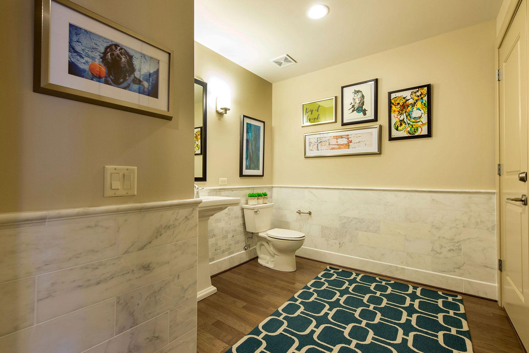 MST 2 Bedroom Large Guest Bath